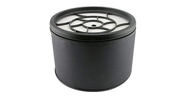 8-1//2inL 4-1//2inW Baldwin PA5451 Heavy Duty Air Filter