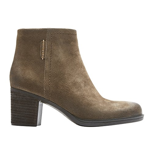 Beige Taupe Ch Rockport Femme Chelsea Bootie Natashya Boots wWHAWq81Yx