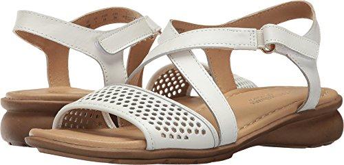 naturalizer white sandals - 8