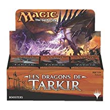 Les Dragons de Tarkir Booster Box (French/Francais Dragons of Tarkir))