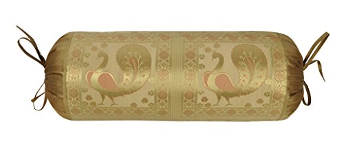 Silk Bolster Covers Massage 30 X 15 (Silk Decorative Bolster)