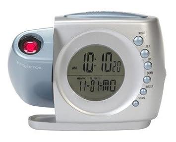 Amazon.com: Sylvania (Proyección Radio reloj despertador ...