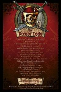 Studio B The Pirate Code Poster