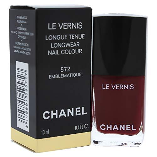 Chanel Le Vernis Longwear Nail Colour 572 Emblematique for Women, 0.4 Ounce