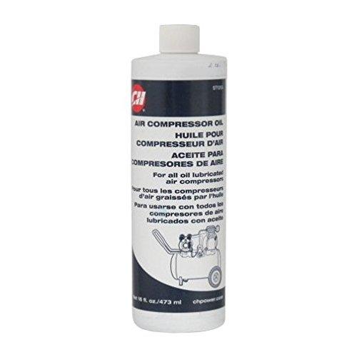 6-Pack Campbell Hausfeld Air Compressor Oil, 16 Oz