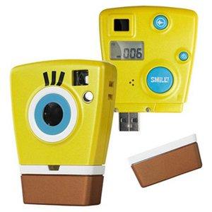 SpongeBob SquarePants Npower Micro Digital - Internal 8mb Camera Memory Digital