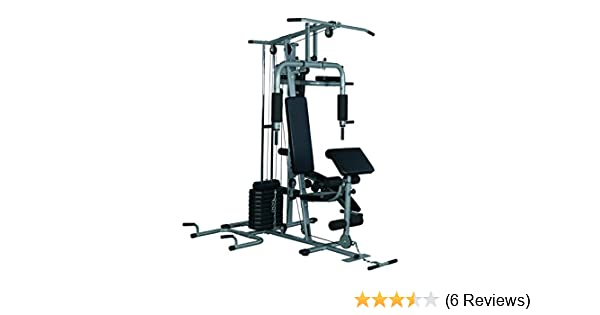 Amazon soozier complete home fitness station gym machine w