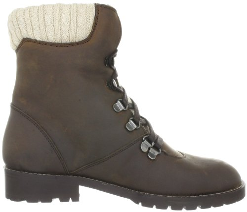COHailey 1213-5213, Damen Fashion Stiefel, Braun (Dunkelbraun 300), EU 41 Comma