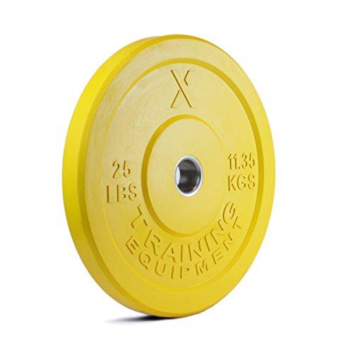 rubber bumper weights - 2