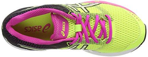 phoenix 0701 Asics Gel 7 Yellow Running Chaussures pink Entrainement Jaune white flash De Femme Glow xngxr6Z