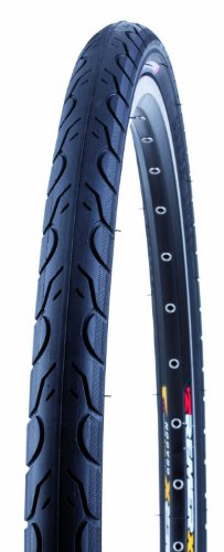 Kenda K-193 Kwest Commuter Wire Bead SRC/PRC Bike Tire, Black, 26-Inch x 1.5-Inch