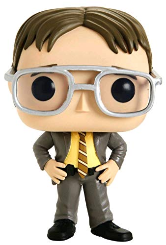 Pop Television: The Office Jim as Dwight Exclusive Vinyl Figure
