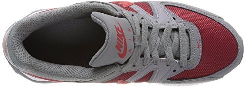 Nike  Air Max Command (Gs) - Zapatillas para niños Cool Grey/Gym Red-White