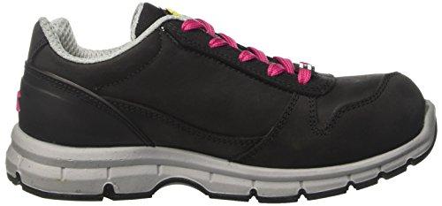 rosso Noir 40 nero Fucsia Eu Travail Adulte Diadora Low De Mixte S3 Run Chaussures HHwv7xZ8q