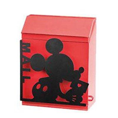 セトクラフト Disney シルエットポスト (ミッキー) B07DD9JS1P 10800
