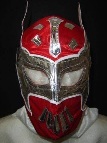 The High VOLANDO Mexicano Rojo - Adulto Lucha Libre Corbata Dar ...