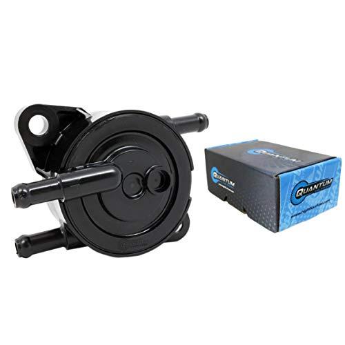 (HFP-283 Fuel Pump Replacement for Kawasaki Brute Force 650 KVF650 (2006-2013)/750 KVF750 Carbureted (2005-2007) Replaces 49040-0005, 49019-0032)