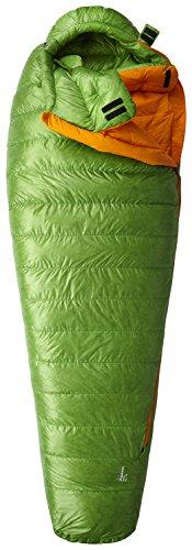 Mountain Hardwear Unisex Phantom Flame 15 Long Sleeping Bag, Cyber Green, LH