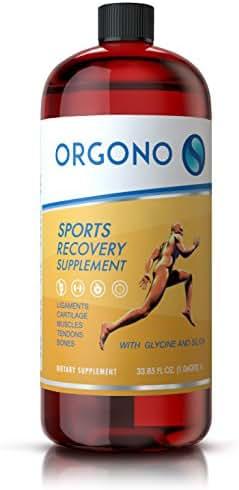 Orgono Living Silica Sports Recovery