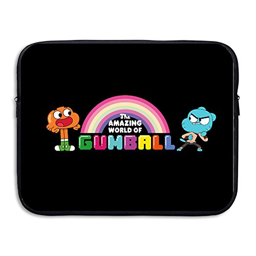 XJBD The Amazing World Of Gumball Shock-Resistant Notebook Carrying Bag Case 13-15 Inch