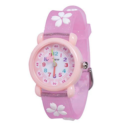 Kids Watch, 3D Cute Cartoon Waterproof Silicone Watch for Girl and Boy,Children Toddler Wrist Watches - (D&g Quartz Movement)