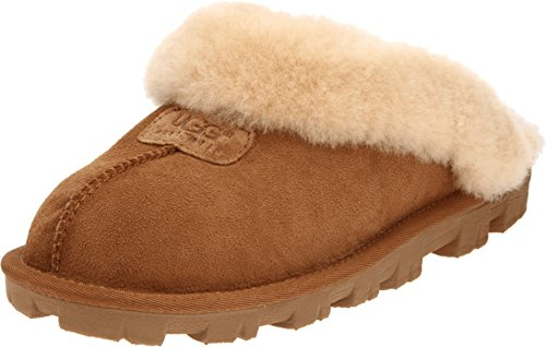UGG Women's Coquette Chestnut Slipper - 5 B(M) US