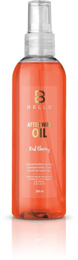 Belle® después de cera líquida aceite - con aceites naturales, Sales minerales y vitaminas - Post piel para caballos de cera y eliminador de cera residuos: ...