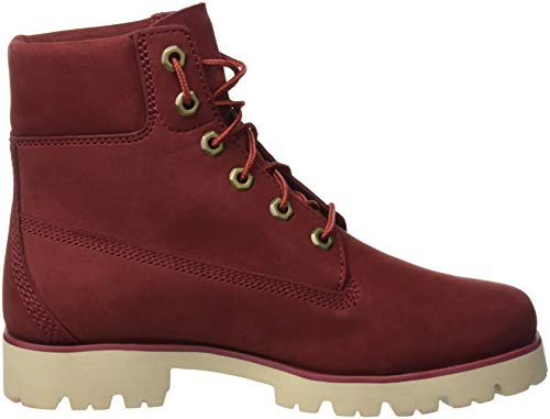 M49 Femme pomegranate Classiques Bottes Nubuck Monochromatic Rouge Heritage Lite Timberland qxgwTzpc