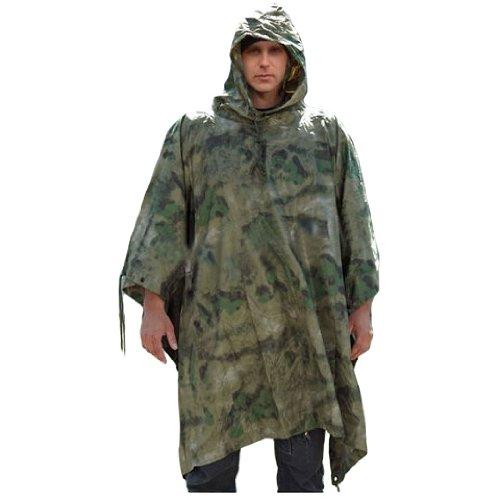 Mil-Tec Waterproof Poncho Ripstop MIL-TACS FG