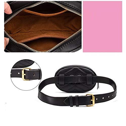 HeroStore Waist Bag Women Waist Belt Bag Girl Fashion Luxury Brand Leather Fanny Pack for Women Sac Banane Femme New bolso Belly Bag