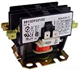 SCHNEIDER ELECTRIC 8910DPA72V02 Contactor 600-Vac 75-Amp Dpa Plus Options Electrical Box