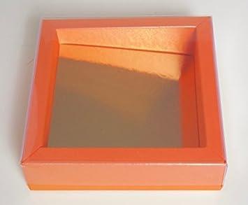 Tr/üffelverpackung f/ür 16 Tr/üffel marone