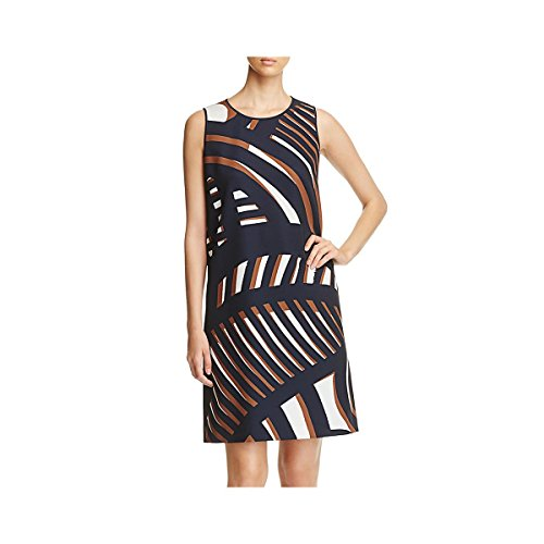Lafayette 148 Womens Matte Jersey Sleeveless Cocktail Dress Navy S - Lafayette Dinner