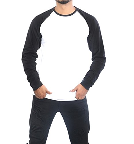 Roden Men #39;s Round Neck Solid T Shirt