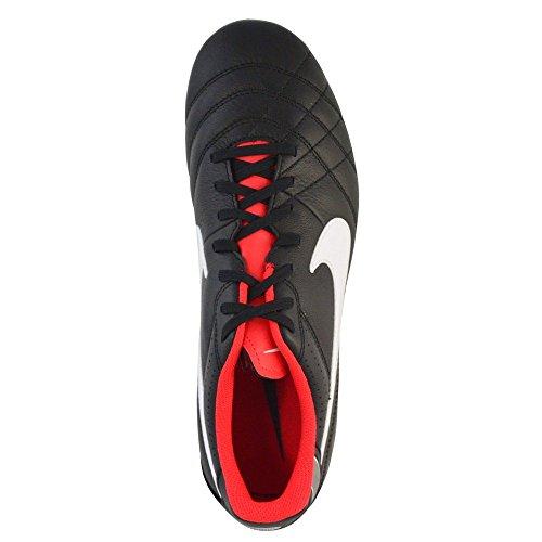 Nike Tiempo Naturliga Iv Fast Mark Fotbollsskor Svart