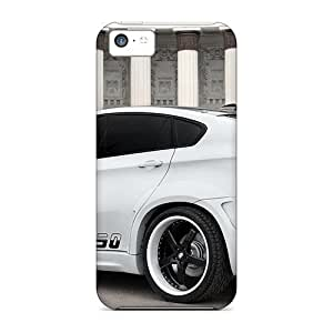 LJF phone case Hot Tpye Bmw X6 Clr X 650 Case Cover For ipod touch 4