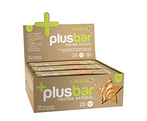 greens protein bar - 2