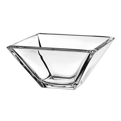 Barski - European Glass - Square - Bowl - 10
