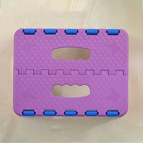 Chaise Pliante Adulte en Plastique Tabouret Pied Portable Tabouret d'extérieur Tabouret Mini Épaississement Siège Enfant Durable