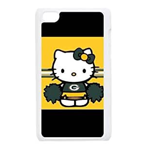 Green Bay Packers iPod Touch 4 Case White persent zhm004_8592446