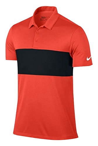 2c4e02e2f Image Unavailable. Image not available for. Color: Nike Mens Breathe Color  Block Golf Polo ...