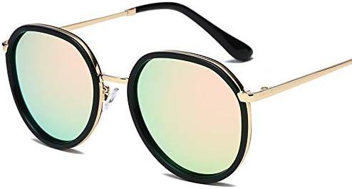 CDKET メンズ&レディースファッションフルフレームサングラス、ラージフレーム、レトロ、偏光、メタルフレーム、UVカット CDKET (Style : 2)