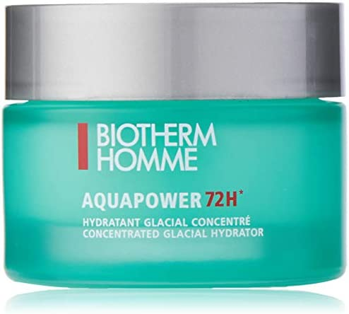 Biotherm Homme Aquapower 72 Hour Concentrated Glacial Men s Hydrator, 1.69 Ounce