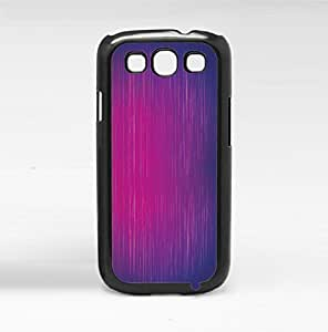 Purple and Pink Gradient Hard Snap on Phone Case (Galaxy s3 III)