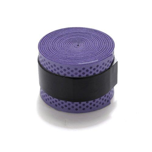 Purple - 1 Pcs Tennis Badminton Fishing Rods Overgrip Anti-slip Racket Handle Tape Roll Bat Racquet Sports Squash Tape