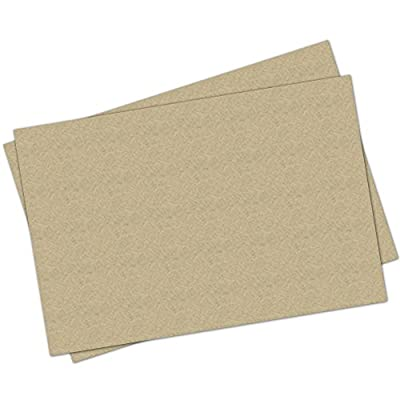 "Paper Placemats - 48 count - 11"" x 17"" Kraft Paper - High quality solid kraft paper 48 placemats in each order Placemats measure 11"" x 17"" - placemats, kitchen-dining-room-table-linens, kitchen-dining-room - 41mdG9KtR2L. SS400  -"