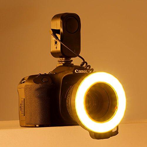 Bestlight 48 Led Macro Ring Light With 6 Adaptors Rings