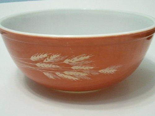 Vintage Pyrex Autumn Harvest Nesting Mixing Bowl 4 (Pyrex Autumn Harvest)