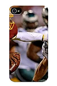 meilinF000Appearance Snap-on Case Designed For ipod touch 4- Washinn Redskins Nfl Football Eagles(best Gifts For Lovers)meilinF000
