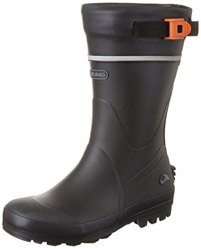 Black Touring Unisex Adults' III 6 Black Black Wellington Viking Boots AxwqZB